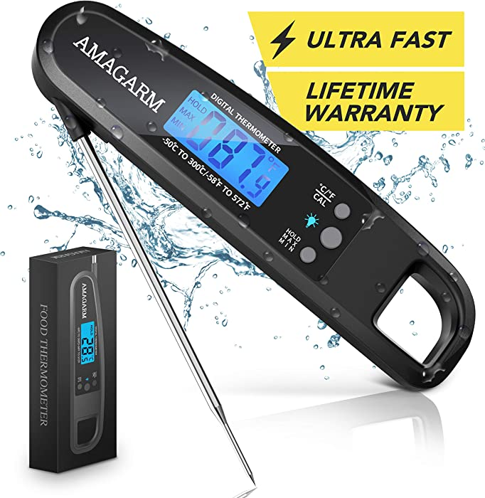 Top 9 Instant Read Food Therometer