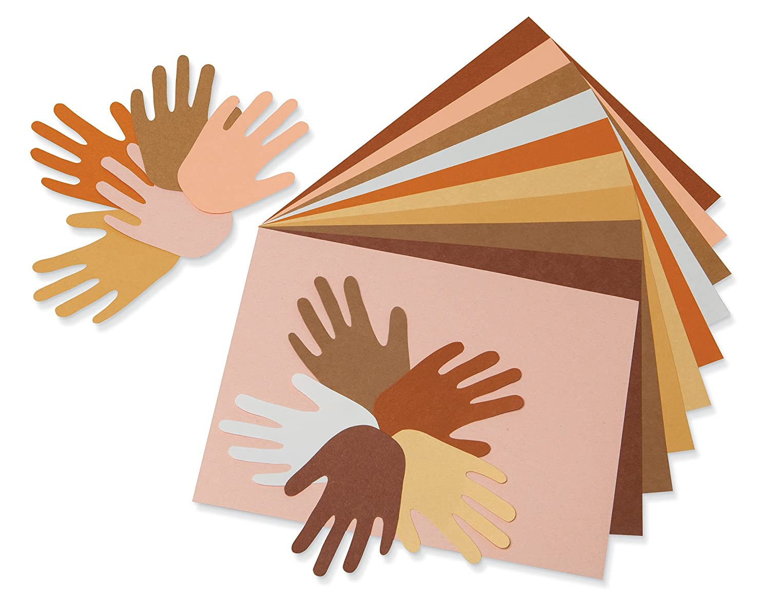 Flesh colored cardstock - Amazon Com Pacon Multicultural Construction Paper Assorted Colors 12 Inches By 18 Inches 50 Count 9512 Skin Tone Paper Office Products