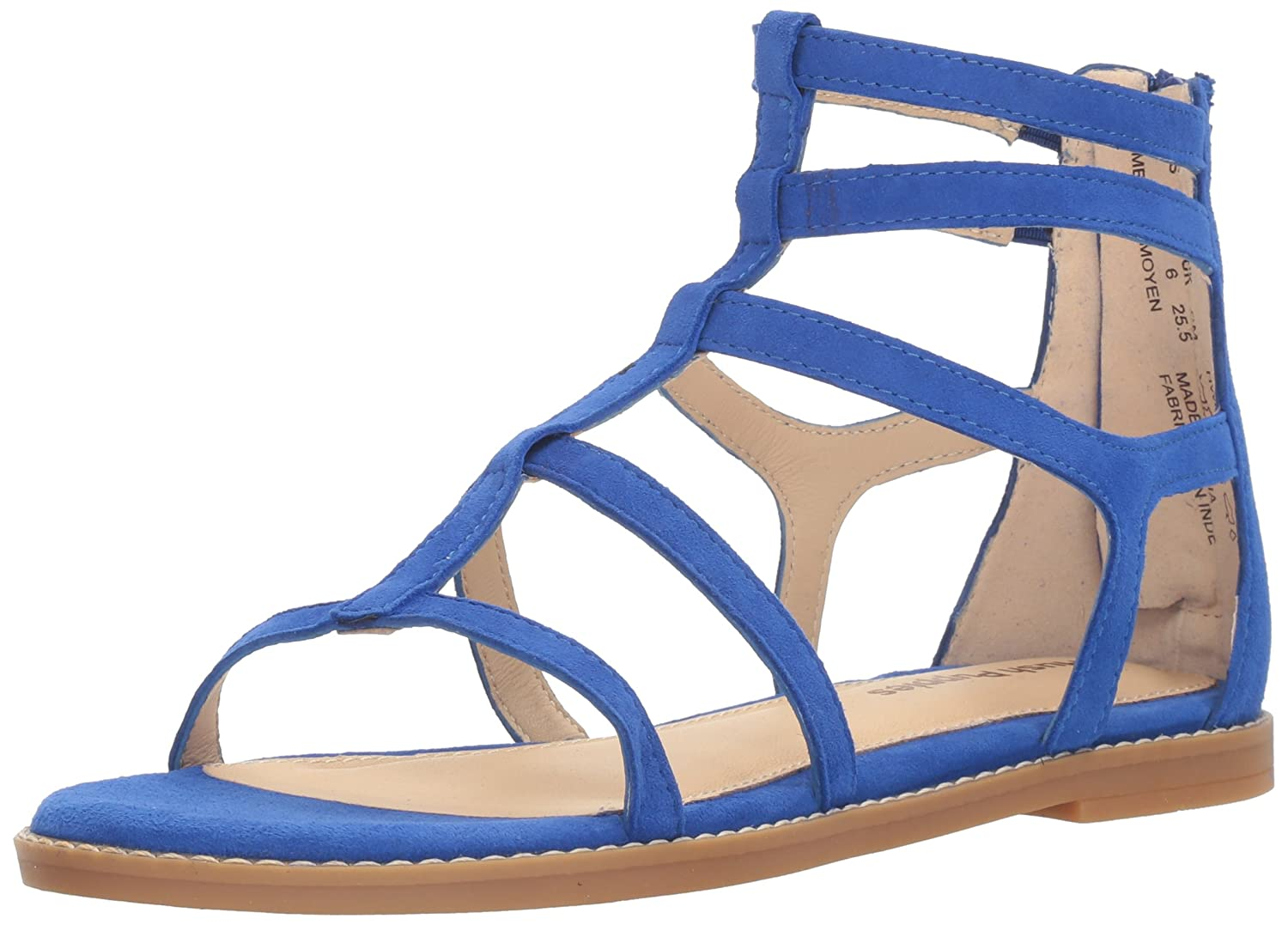 Hush Puppies Women's Abney Lo Chrissie Lo Abney Fashion Sandals B01IRSTK8Y 6.5 W US|Cobalt Suede 4224f6