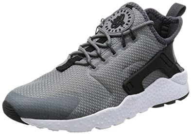reputable site 0de32 ce3c9 Nike Women s W Air Huarache Run Ultra Trainers, cool grey anthracite black  007, 4