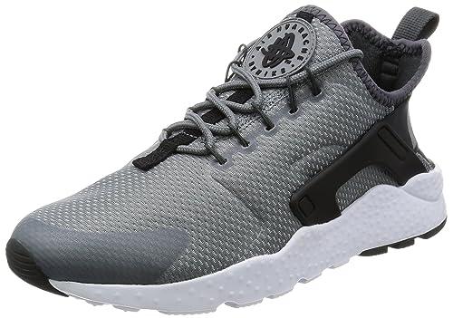 reputable site c3618 4c554 Nike Women s W Air Huarache Run Ultra Trainers, cool grey anthracite black  007, 4