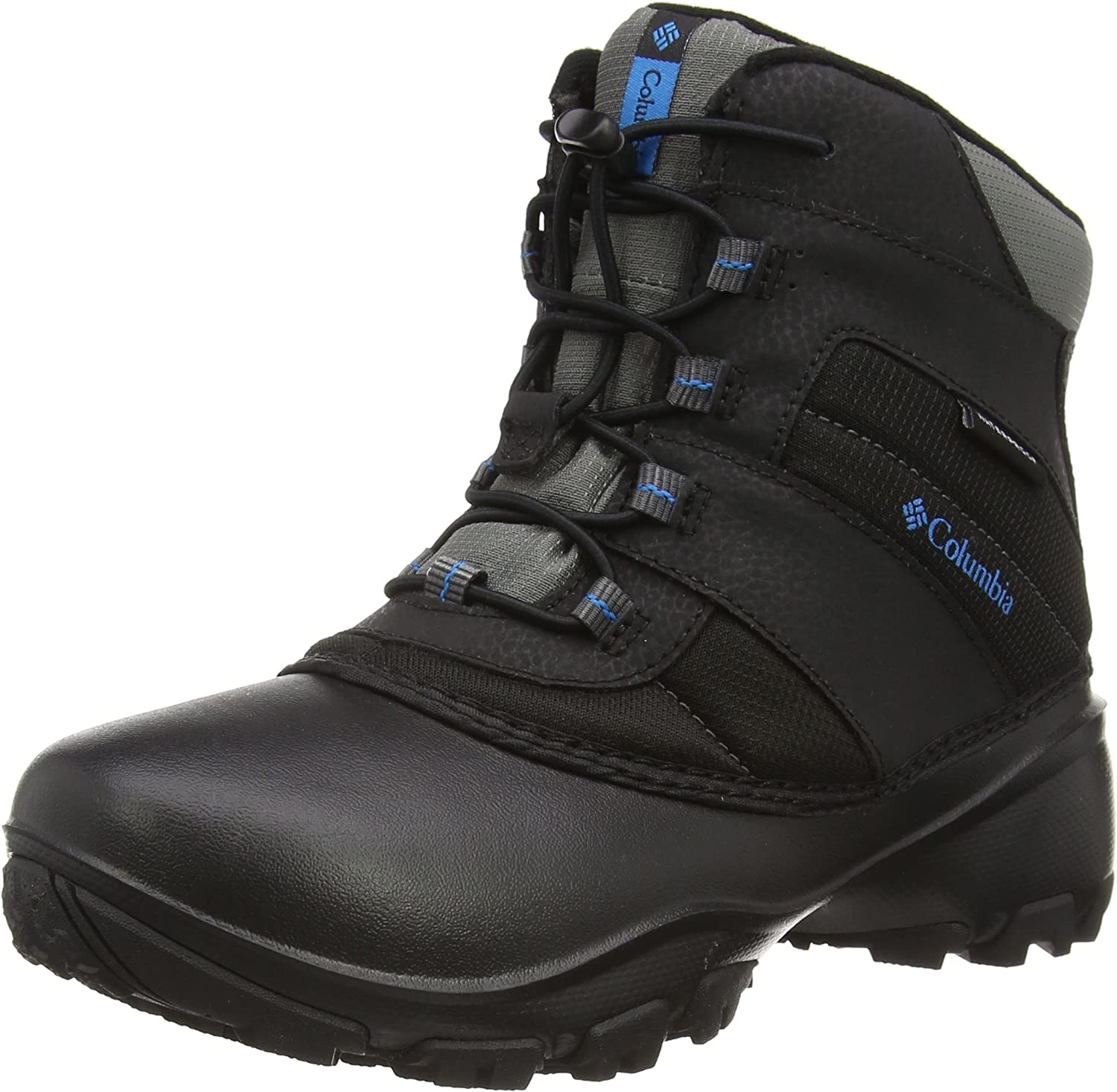 | Columbia Unisex-Kids Youth Rope Tow III Waterproof Snow Boot | Snow Boots