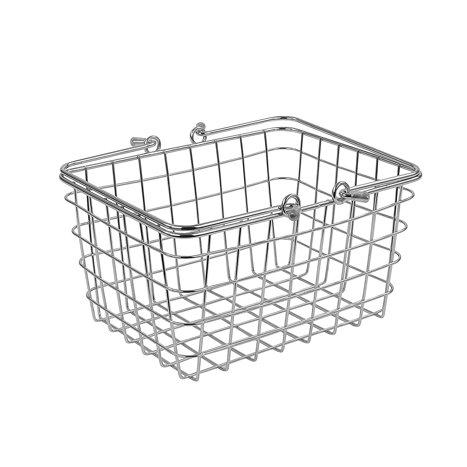 Spectrum 43070 Small Wire Basket, Chrome