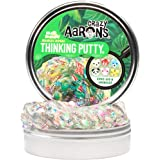 Crazy Aaron's Hide Inside Thinking Putty Play Set - Jumbled Jungle Find It Putty Game (3.2 Ounces) - Non-Toxic, Never Dries O