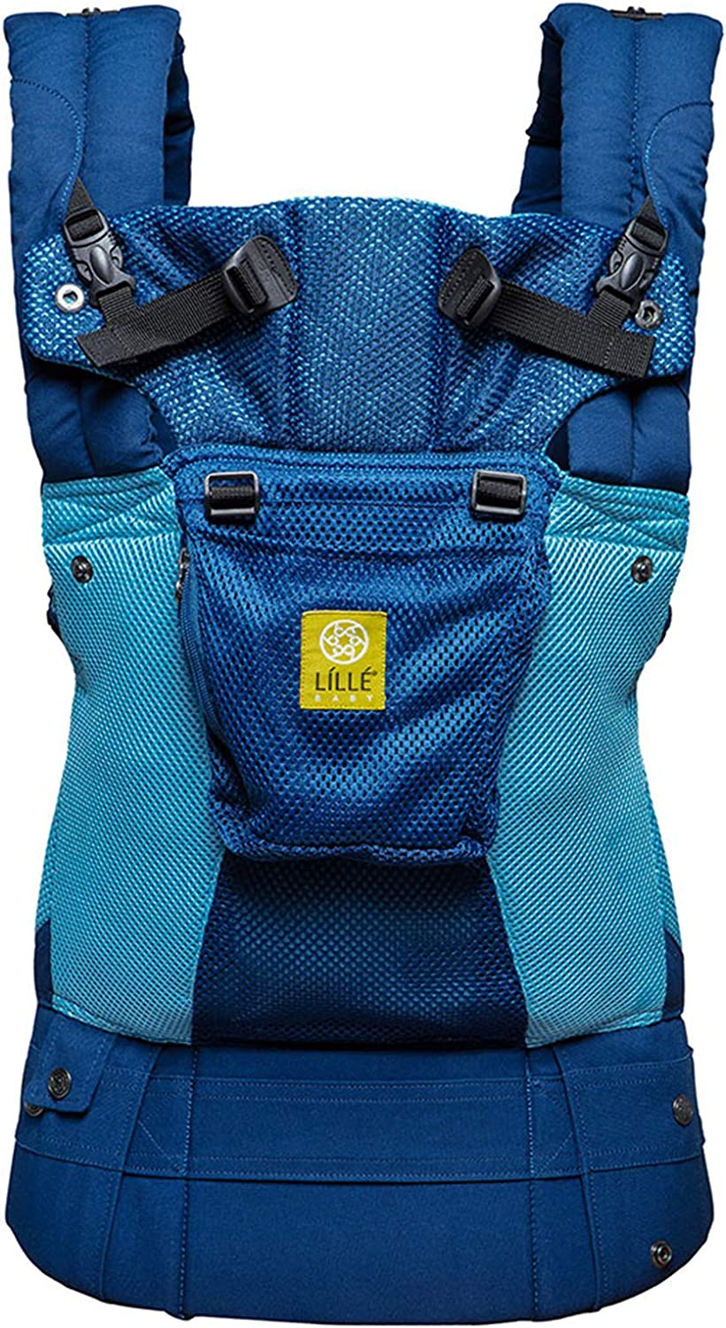 LILLEbaby Complete Airflow 6-in-1 Baby Carrier Champagne