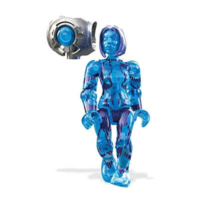 Mega Construx Halo Heros Legendary Spartans Cortana: Toys & Games