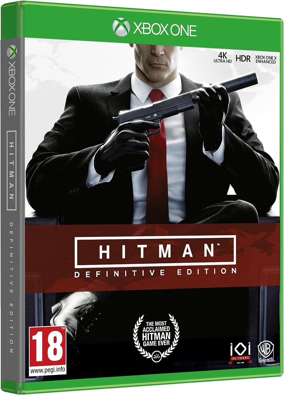 Hitman Definitive Edition - Xbox One [Importación inglesa]: Amazon.es: Videojuegos
