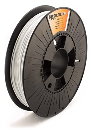 BASICFIL combipack PLA 1.75mm, 4 x 500 gr filamento de impresión ...