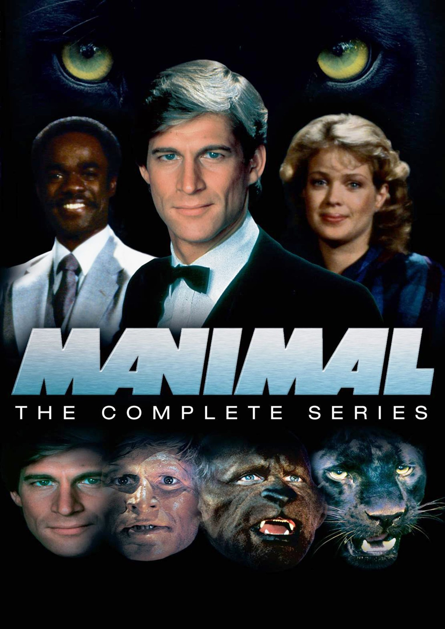 Manimal: The Complete Series