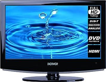 Denver TFD-2370DVBT- Televisión, Pantalla 23 pulgadas: Amazon.es: Electrónica