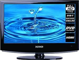 Denver TFD-2370DVBT- Televisión, Pantalla 23 pulgadas: Amazon.es ...