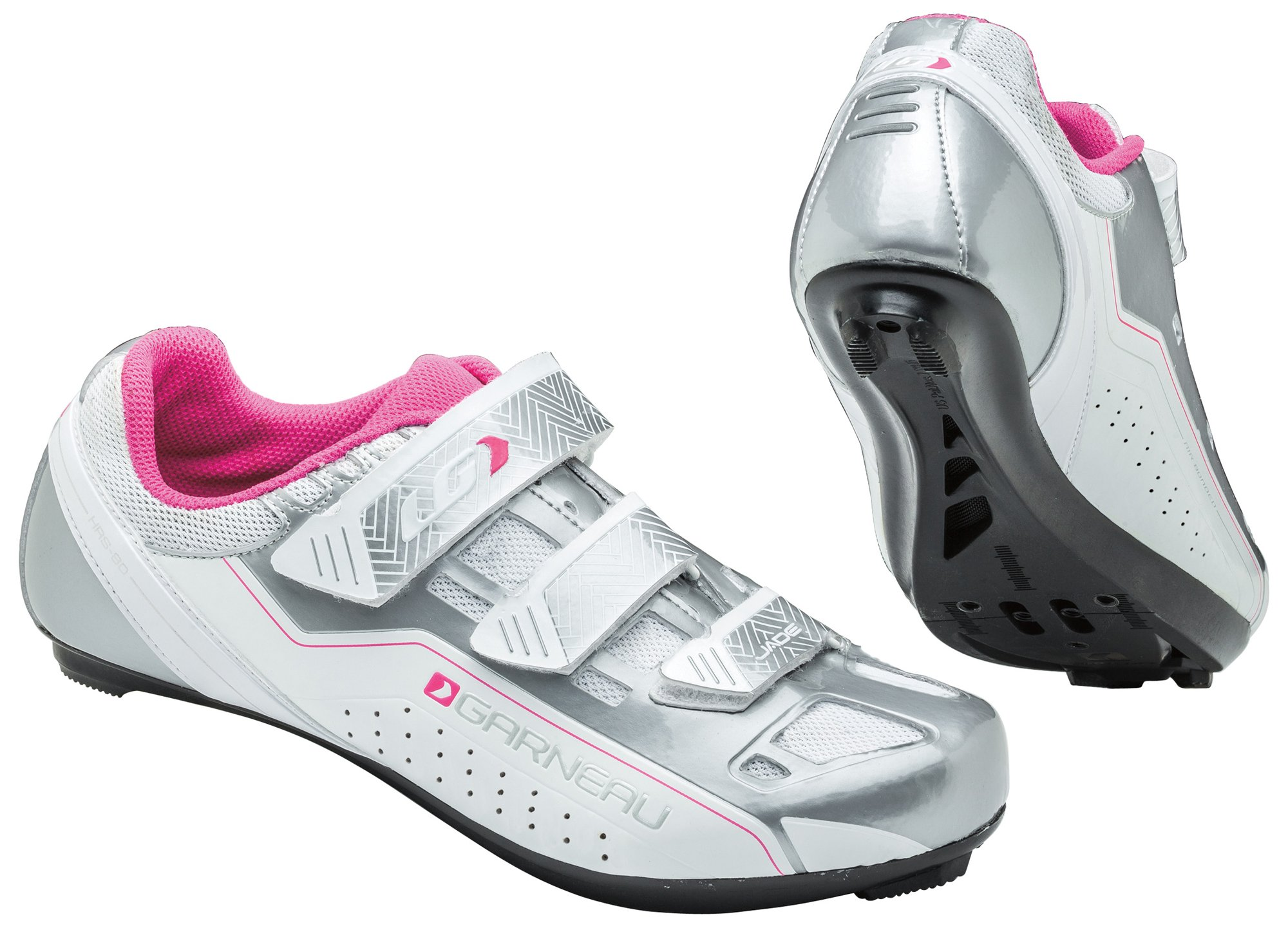 Louis Garneau - Women's Jade Bike Shoes, Drizzle, 39
