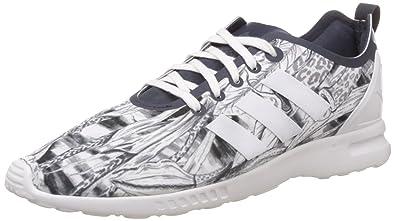 adidas ZX Flux Smooth, Baskets Femme: : Chaussures et Sacs