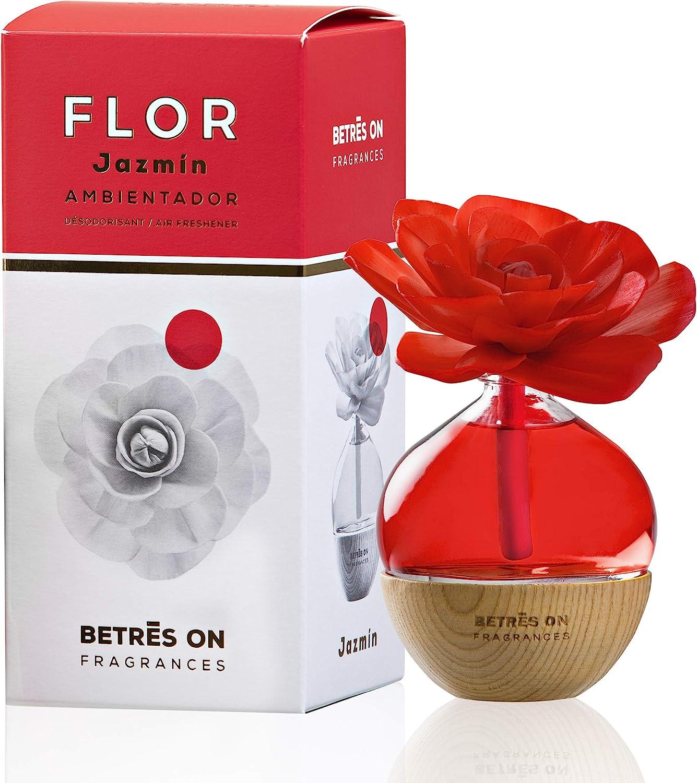 flor JAZMIN ambientador BETRES ON: Amazon.es: Belleza