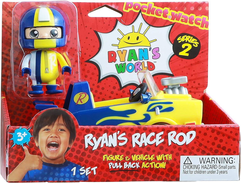 pu/ò Vary-Styles Scelto a Caso Mondo di Ryan BK00707/Childrens Playset Multi