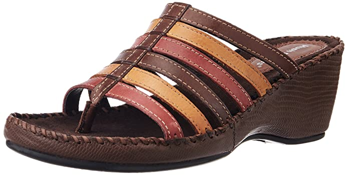 Hush Puppies Women's Leather Fashion Sandals Fashion Sandals at amazon
