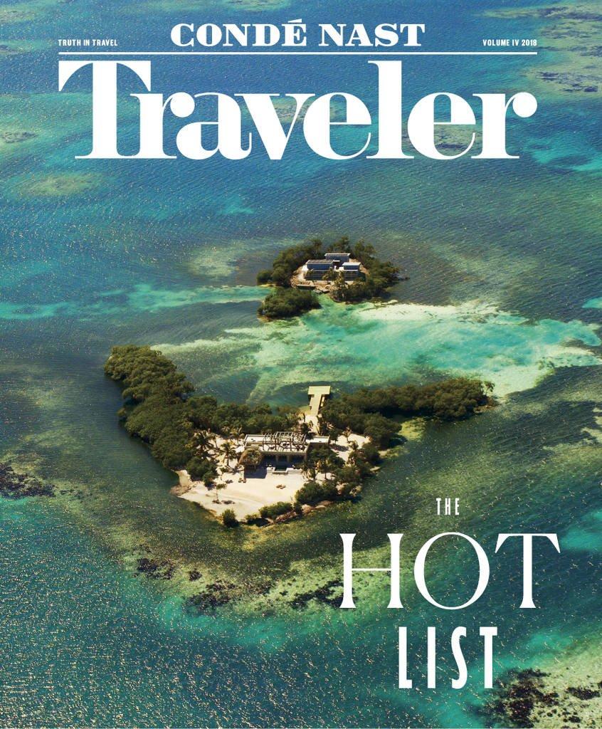 a4ff2d5be Condé Nast Traveler  Amazon.com  Magazines
