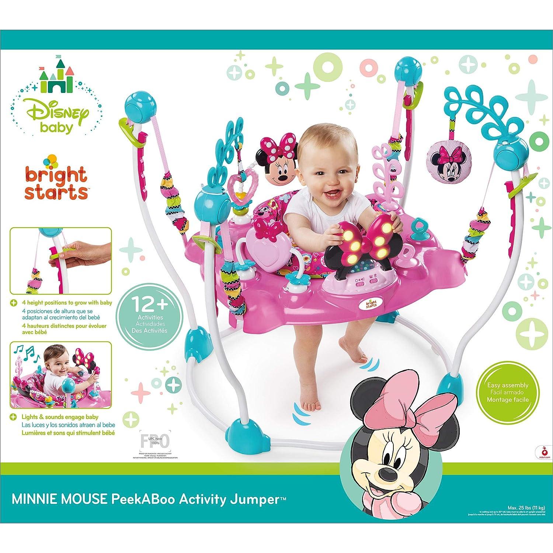 20edab504 Baby Pink Activity Jumper