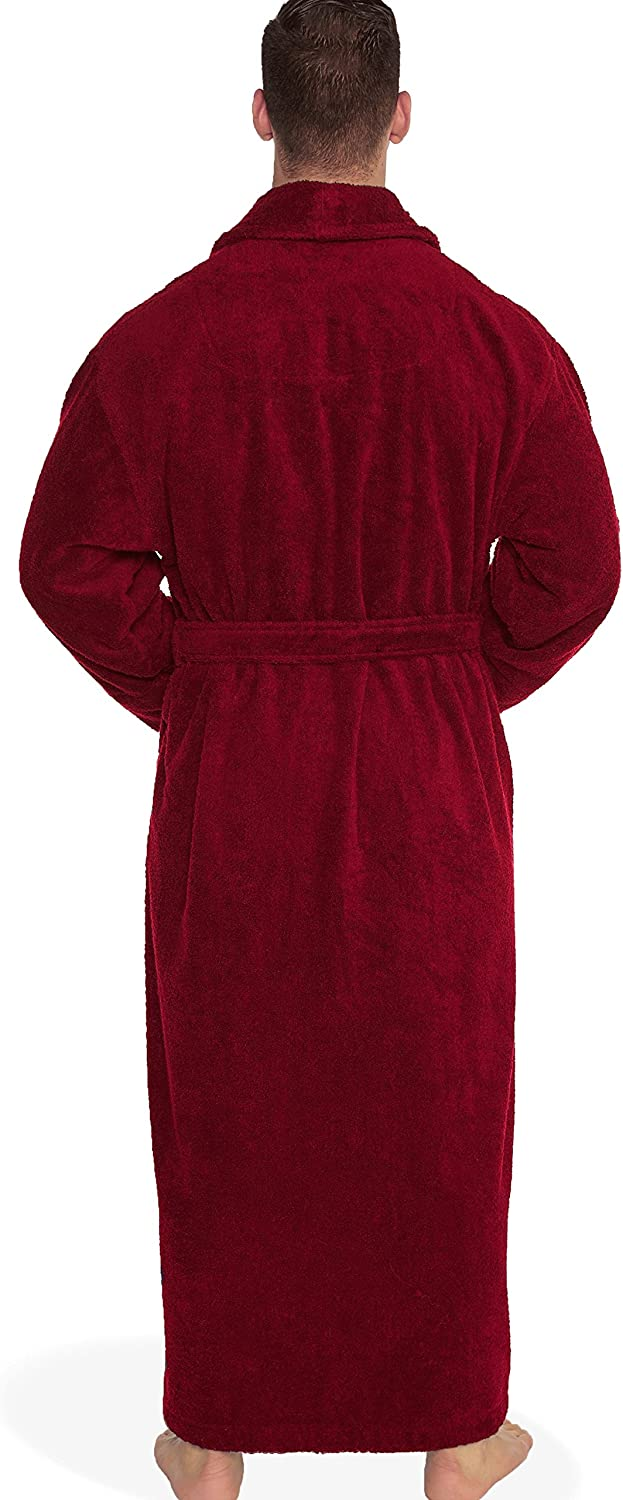 100/% Combed Pure Turkish Cotton Terry Robe turkishtowels Terry Bathrobe