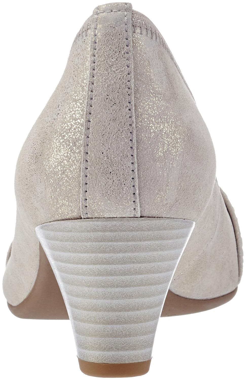 Gabor Damen Damen Gabor Fashion Pumps Pink (Puder +Absatz 61) 86abe1