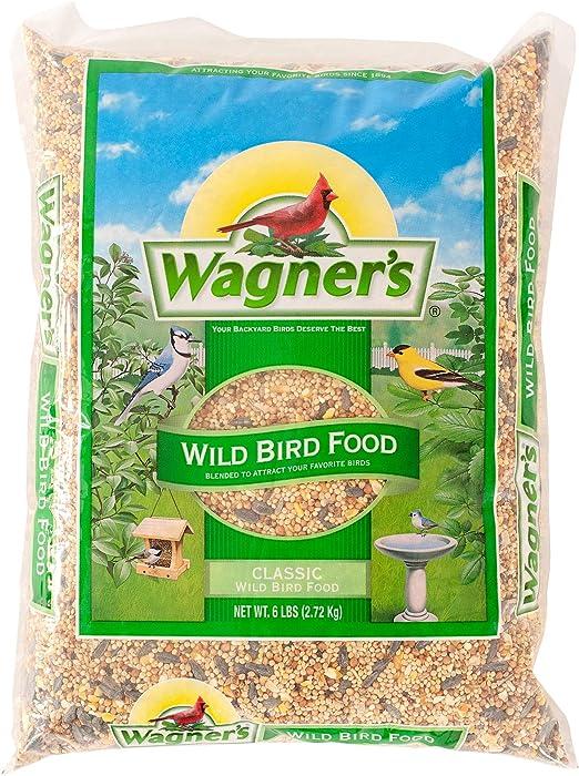 Top 10 Classic Mix Wild Bird Food