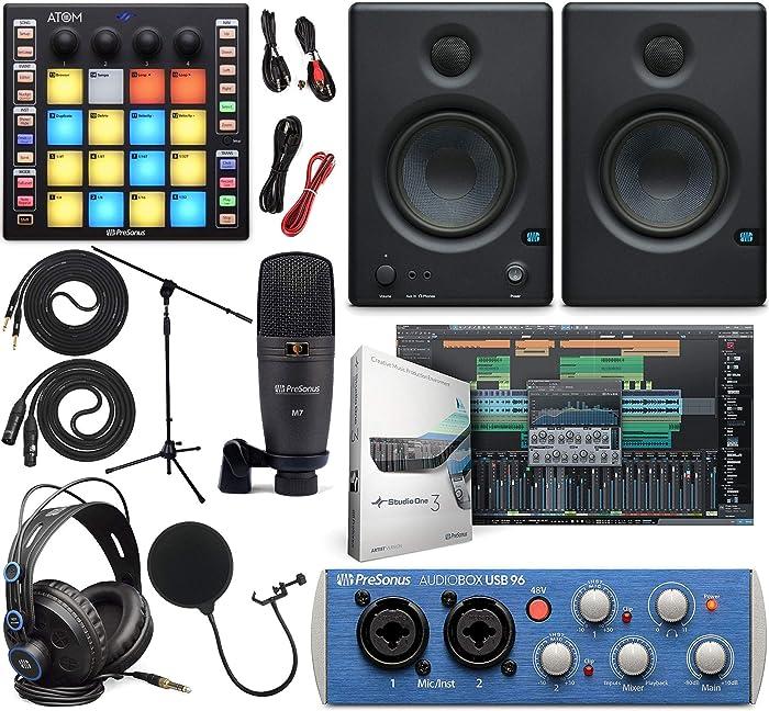 Top 9 Home Studio Package