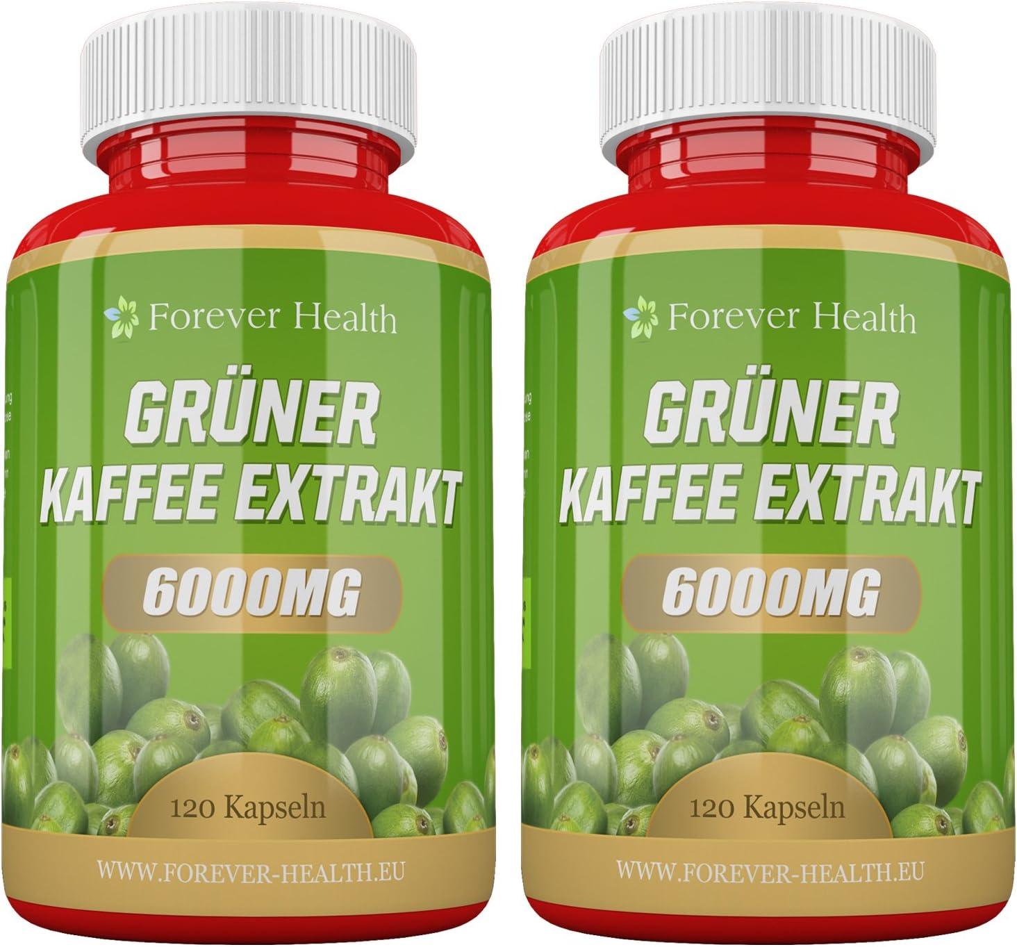 Wie man grüne Kaffeebohnen nimmt, um Gewicht zu verlieren