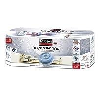 Rubson - 1619506 - Aero 360° - Recharge pour Absorbeur d'Humidité - 6 recharges