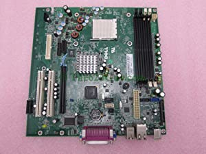 Dell OptiPlex 740 Mini Tower Desktop Motherboard YP806 UT225 CR984 UY894 0YP806 (Renewed)