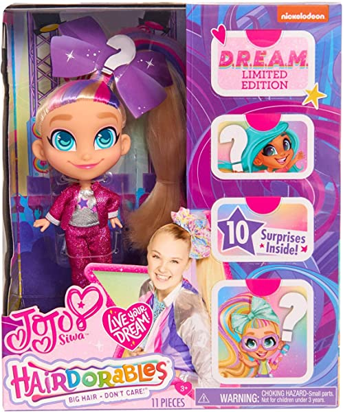 JoJo Siwa Hairdorables
