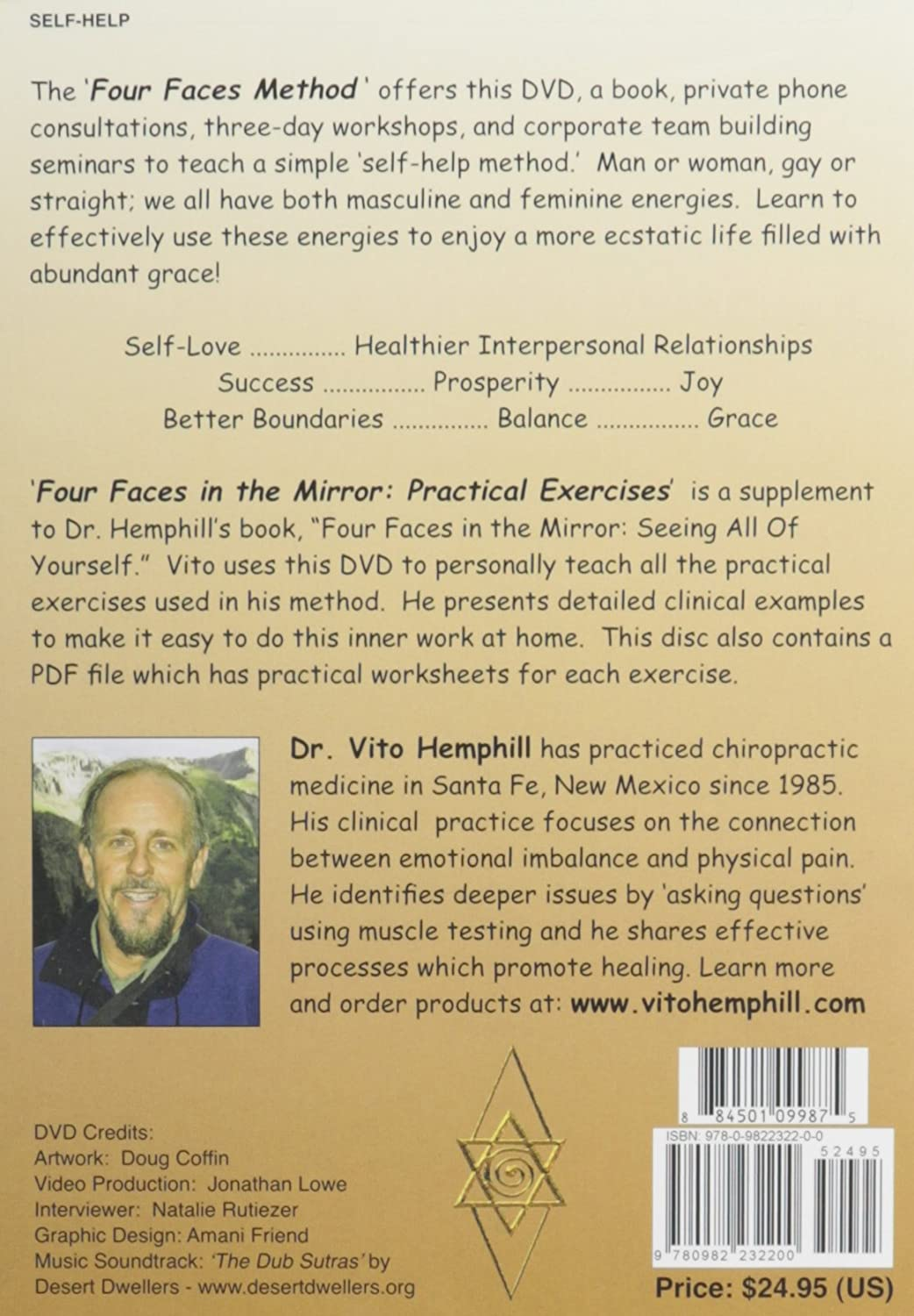 Amazon com: Four Faces in the Mirror: Practical Exercises