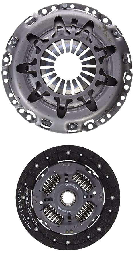 Amazon.com: VALEO Clutch Kit Fits TOYOTA Vitz Yaris Vitz Hatchback 1.0L 2005-: Automotive