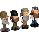 Funko Duck Dynasty Mini Wacky Wobbler Set (4-Piece)
