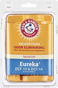 A&H Eureka Style DCF-10 / 14 Allergen Filter Pkg