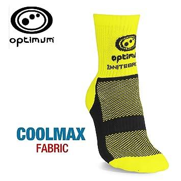 OPTIMUM Nitebrite Hi-Viz - Calcetines de invierno verde verde Talla:Talla 3-