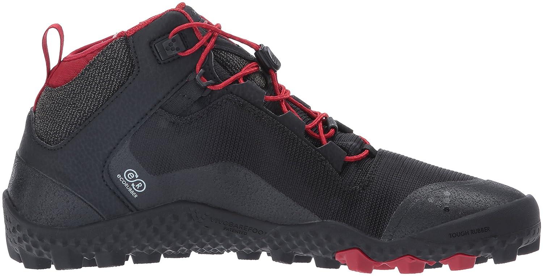 VIVOBAREFOOT Men's Hiker Sg m Mesh Walking Shoe, Black, 40 EU/40 EU = 7.5-8  US M US: Amazon.co.uk: Shoes & Bags
