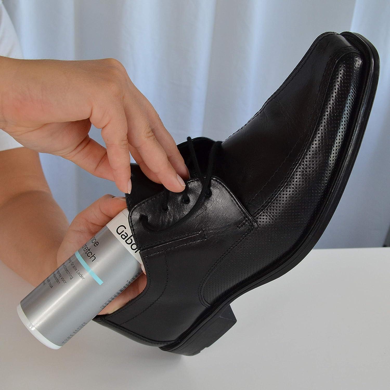 Gabor Shoe Stretch 125ml Leder Dehner gegen drückende Schuhe für alle Leder, beseitigt Druckstellen für eine perfekte Passform, neutral
