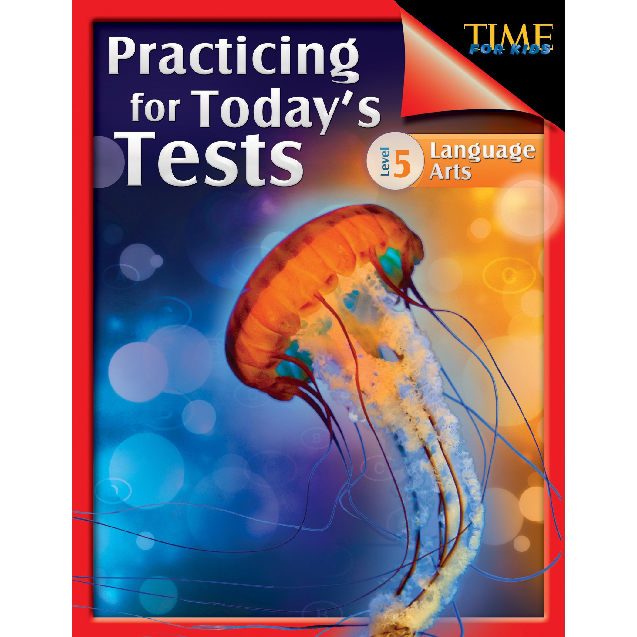 TIME For Kids: Practicing for Today's Tests Language Arts Level 5