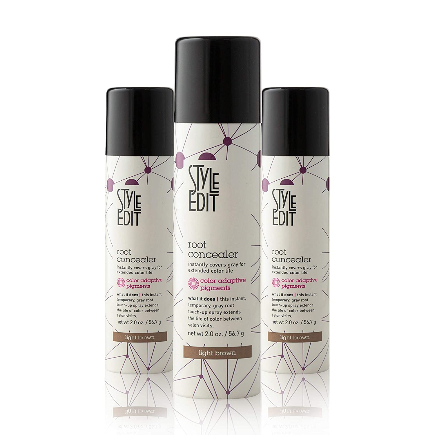 Style Edit Root Concealer Touch Up Spray (Multiple Colors Available)