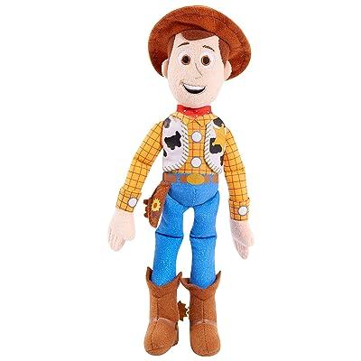 Disney-Pixar's Toy Story 4 Small Plush - Woody: Toys & Games