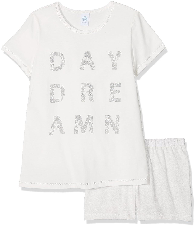 Sanetta Mädchen Zweiteiliger Schlafanzug 244076