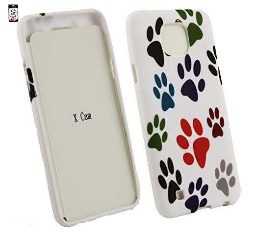30 opinioni per Emartbuy® LG X Cam Case Cover Custodia In Gel Paws