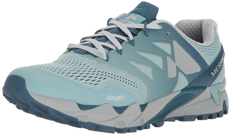 Merrell Women's Agility Peak Flex 2 E-Mesh Sneaker B071ZZXNMG 8 B(M) US|Legion Blue