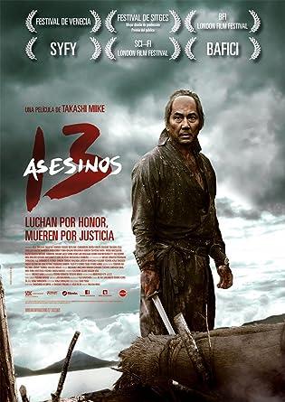 13 Asesinos [Blu-ray]: Amazon.es: Kôji Yakusho, Takayuki ...