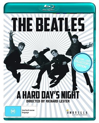 The Beatles - Hard DayS Night 50Th Anniversary Edition Italia Blu-ray: Amazon.es: Wilfrid Brambell, George Harrison, John Lennon, Paul McCartney, Ringo Starr, Victor Spinetti, Anna Quayle, John Junkin, Norman Rossington, Richard Vernon,