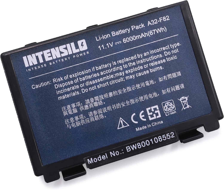 ORIGINALE intensilo batteria Accu 11.1v 6000mah nero per Acer Aspire 5536