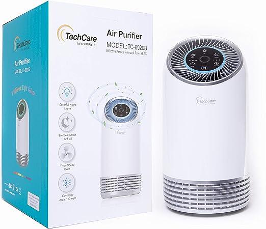 Purificador de aire para dormitorio, oficina, uso de verdadero ...
