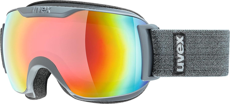 Uvex Downhill 2000 Small FM Ski Goggle Dark グレー Mat
