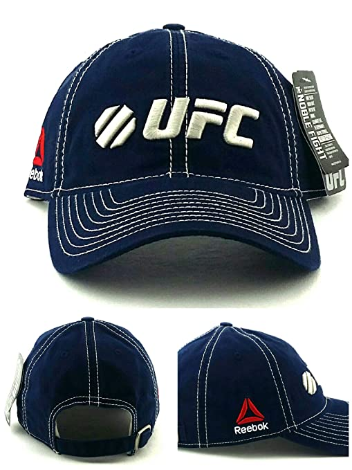 Reebok UFC RBK MMA - Gorra Ajustable para papá: Amazon.es ...