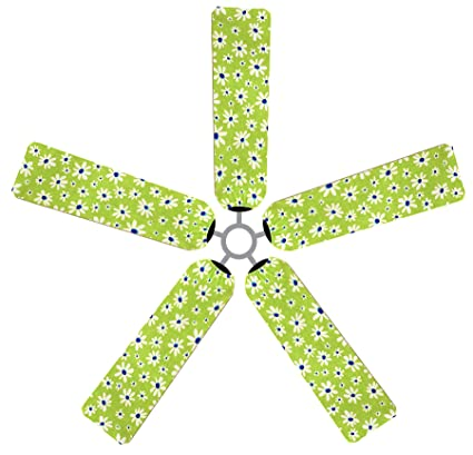 Fan blade designs daisies ceiling fan blade covers amazon fan blade designs daisies ceiling fan blade covers aloadofball Gallery